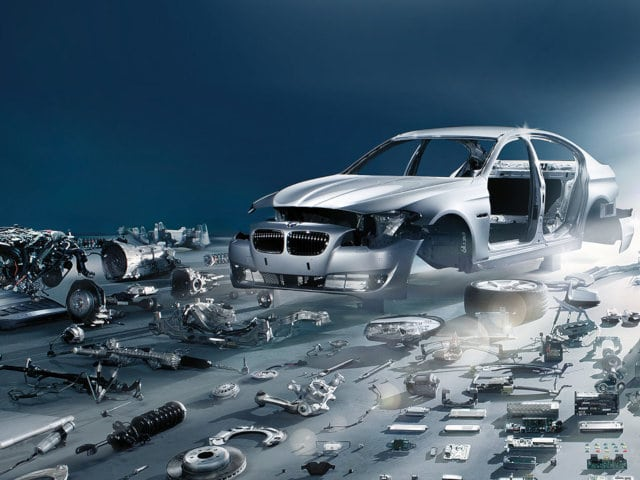BMW Genuine Parts