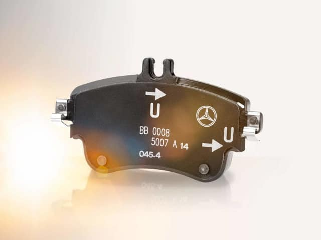 Genuine Mercedes-Benz AMG Brake Pads- Autohaus Dietler