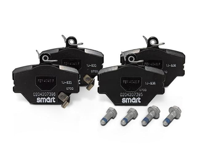 Genuine Smart Brake Pads- Autohaus Dietler