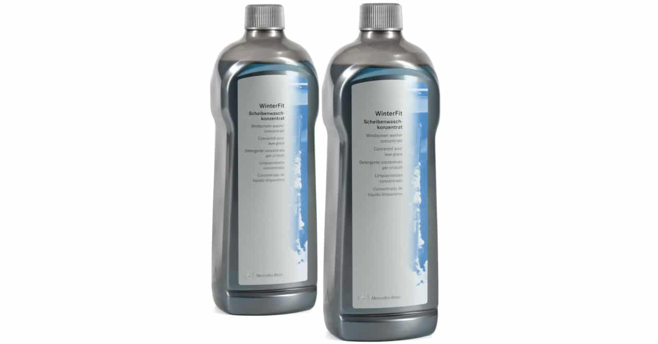 Genuine Mercedes-Benz - Windscreen washer concentrate