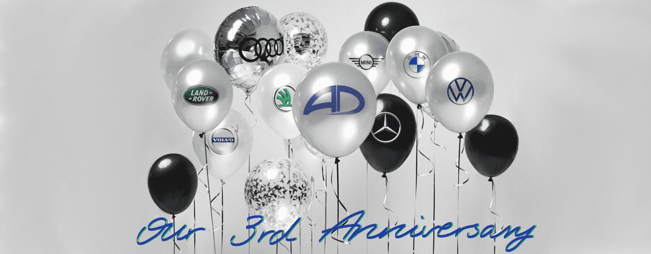 Autohaus Dietler 3rd Anniversary